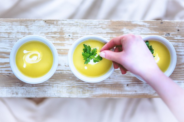 じゃがいもスープ