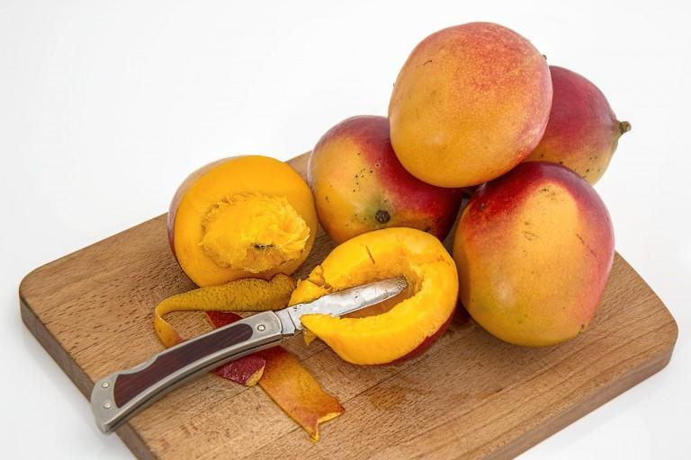 マンゴーの効能とおすすめレシピ