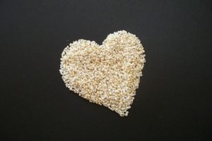 アマランサスの効能とおすすめレシピ