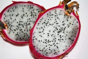 ドラゴンフルーツの効能とおすすめレシピ