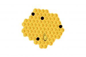 蜂の子の効能とおすすめレシピ、食品成分表