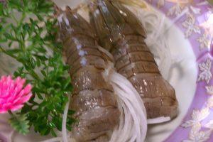 シャコ(蝦蛄)の効能とおすすめレシピ、食品成分表
