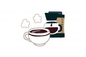 コーヒーの効能とおすすめレシピ、食品成分表
