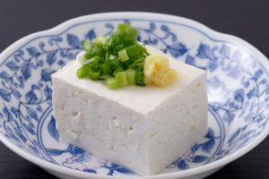 豆腐の効能とおすすめレシピ、食品成分表