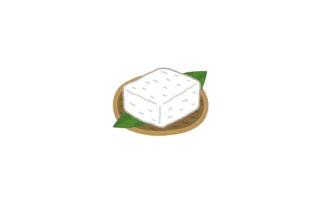 焼き豆腐、沖縄豆腐(島豆腐)の栄養成分表