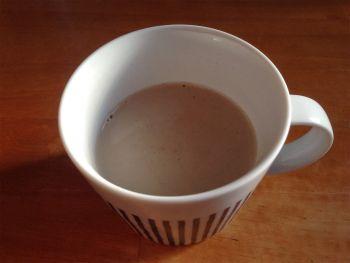 オルゾ牛乳