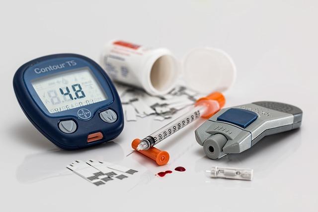 健康と糖尿病