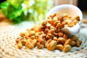 カシューナッツの効能とおすすめレシピ、食品成分表