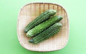 ゴーヤ(にがうり)の効能とおすすめレシピ、食品成分表