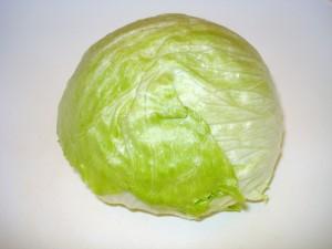 レタスの効能とおすすめレシピ、食品成分表