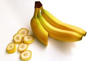 バナナの効能とおすすめレシピ、食品成分表