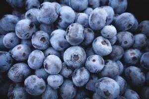 ブルーベリーの効能とおすすめレシピ、食品成分表