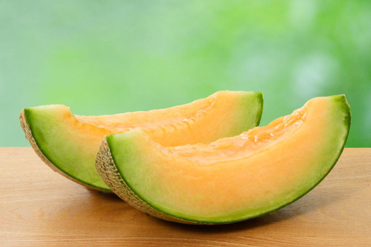 メロンの栄養とおすすめレシピ、食品成分表