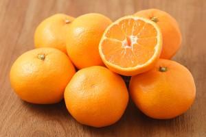 みかん(温州みかん)の効能とおすすめレシピ、食品成分表