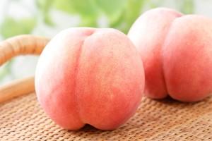 桃の効能とおすすめレシピ、食品成分表