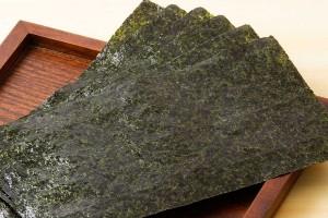 海苔(あまのり)の効能とおすすめレシピ、食品成分表