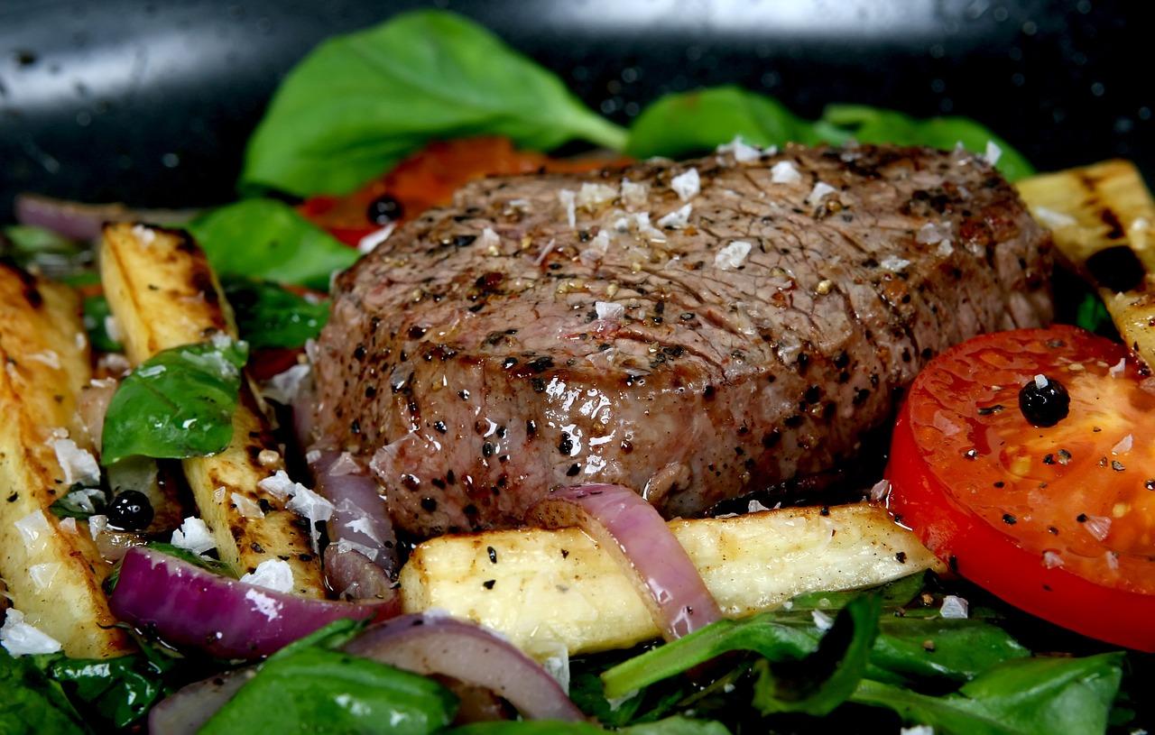 牛肉の栄養とおすすめレシピ、食品成分表