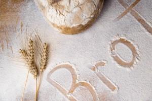 小麦粉の玄穀(未精製の小麦粉)の栄養成分表