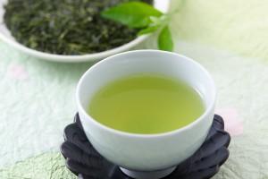 緑茶の効能とおすすめレシピ、食品成分表