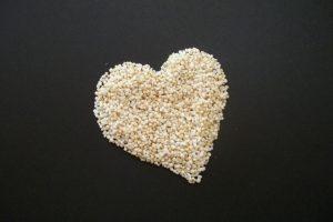 アマランサスの効能とおすすめレシピ、食品成分表