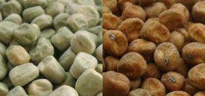 えんどう豆の効能とおすすめレシピ、食品成分表