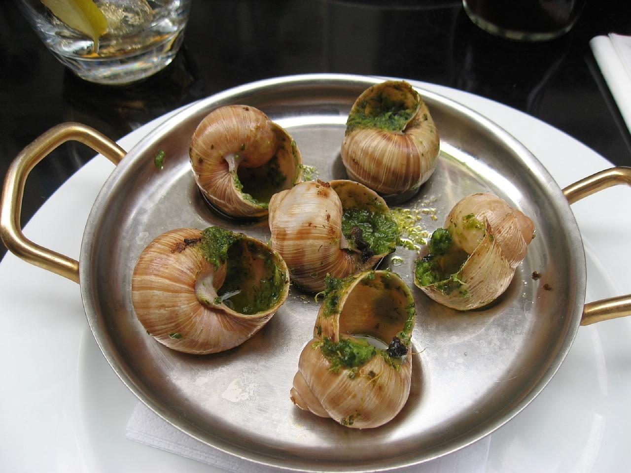 エスカルゴの栄養とおすすめレシピ、食品成分表