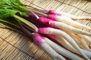 日野菜の効能とおすすめレシピ、食品成分表