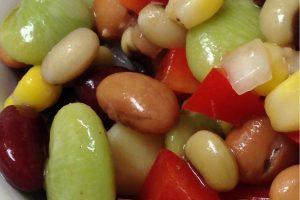 ライ豆の効能とおすすめレシピ、食品成分表