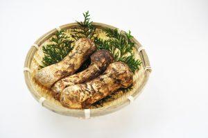 松茸の効能とおすすめレシピ、食品成分表