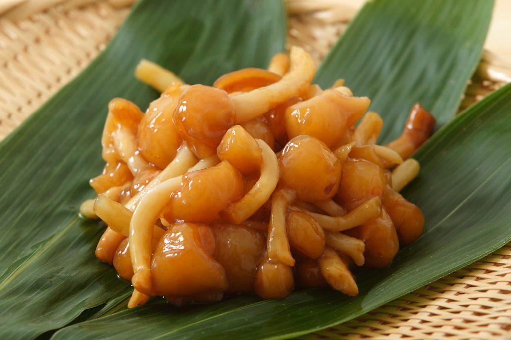 なめこ(滑子)の栄養とおすすめレシピ、食品成分表