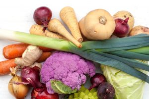 リーキ(ポロネギ)の効能とおすすめレシピ、食品成分表