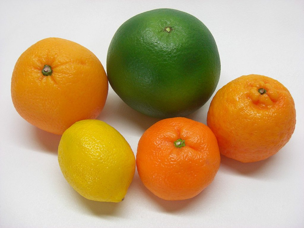 スウィーティー(オロブランコ)の栄養とおすすめレシピ、食品成分表