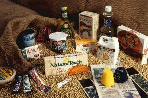 大豆油の効能とおすすめレシピ、食品成分表