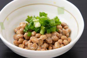 納豆の効能とおすすめレシピ、食品成分表
