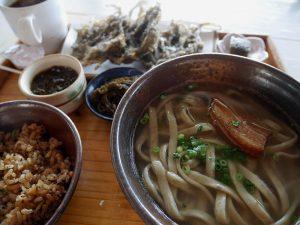 沖縄そばの効能とおすすめレシピ、食品成分表