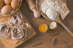 パスタの効能とおすすめレシピ、食品成分表