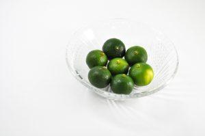 かぼすの効能とおすすめレシピ、食品成分表