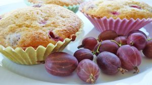 グーズベリーの効能とおすすめレシピ、食品成分表