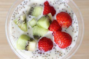 チアシードとバジルシードの違いを比較!ダイエット効果はどっちが上?