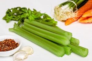 セロリの効能とおすすめレシピ、食品成分表