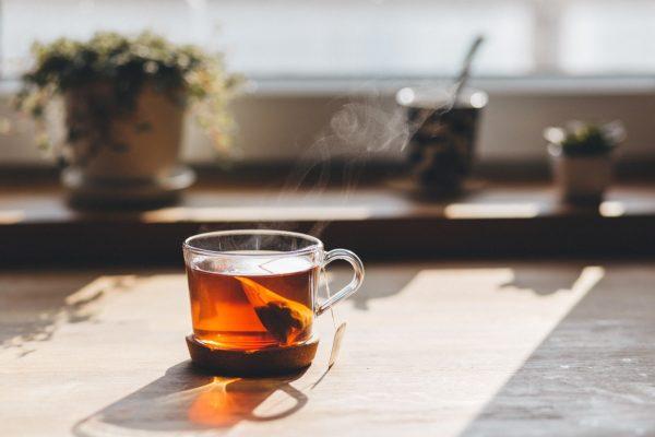 健康茶のライフスタイル
