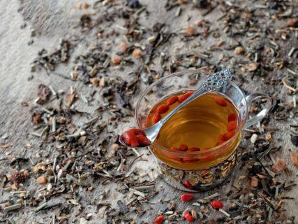 ゴジベリーティー(クコの実のお茶)
