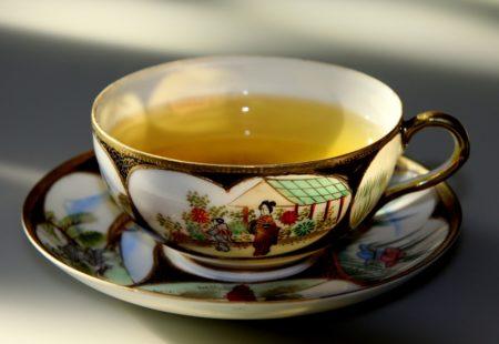 中国風の紅茶